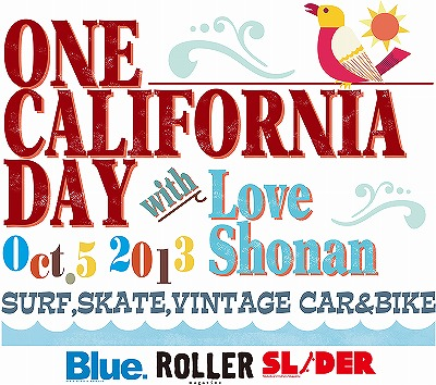 「ONE CALIFORNIA DAY」